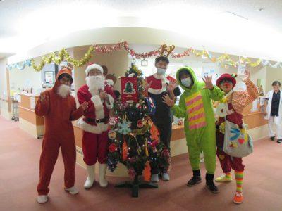 小児科クリスマス